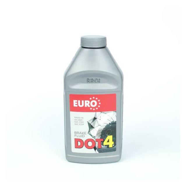 Тормозная жидкость EURO Дот-4 880гр - 1