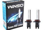 Ксеноновые лампы WINSO HB4(9006) 4300K 35W (к-т 2шт) (796430) - 1