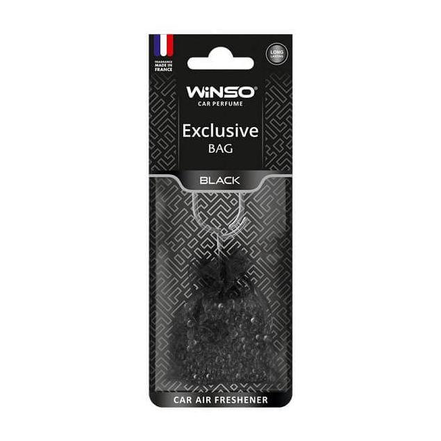 Ароматизатор WINSO AIR BAG Exclusive Black - 1