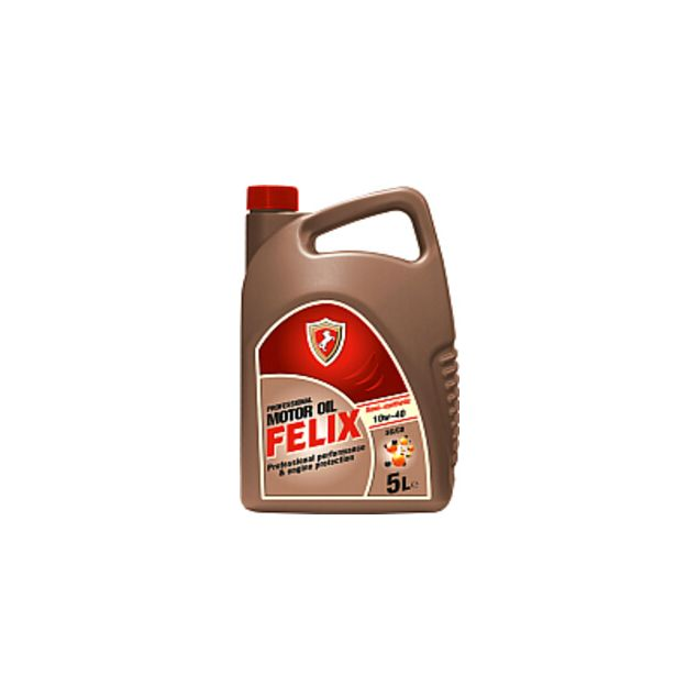 Масло моторное Felix SEMI SG/CD 10W-40 5л - 1