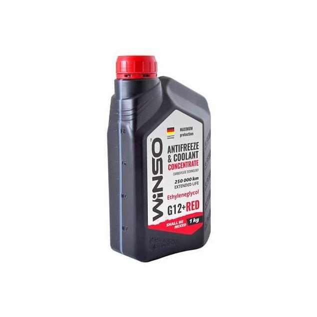 Антифриз-концентрат Winso G 12+ 1 кг Red - 2