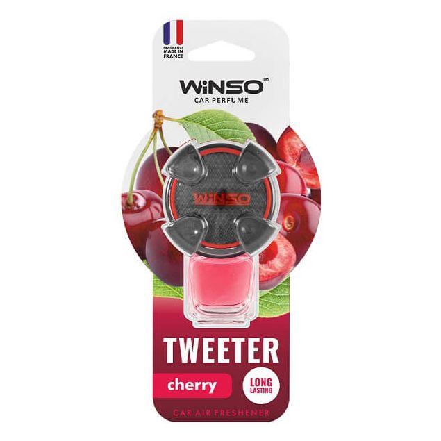 Ароматизатоор WINSO Tweeter Cherry - 1