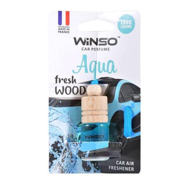 Вінсо Ароматизатор WINSO WOOD Aqua 530770 - 1