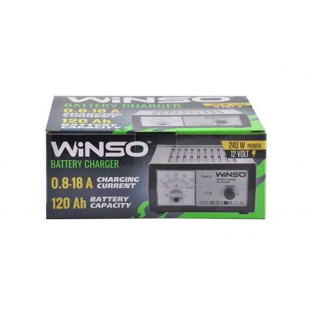 Зарядний пристрій для АКБ WINSO 139100 - 2