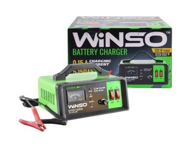 Пуско-зарядное устройство в Днепре - Зарядное устройство для АКБ WINSO 139400