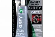 Zollex Герметик прокл (серый) GREY-85g - 1