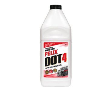 Тормозная жидкость в Днепре - Тормозная жидкость Felix ДОТ-4 1л