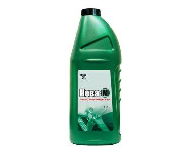 Тормозная жидкость в Днепре - Тормозная жидкость Нева-М зеленая 0,5л