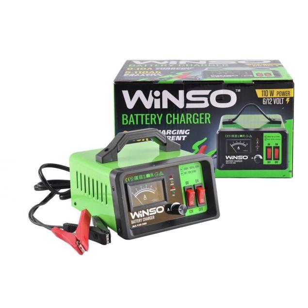 Зарядное устройство для АКБ WINSO 139300 - 1