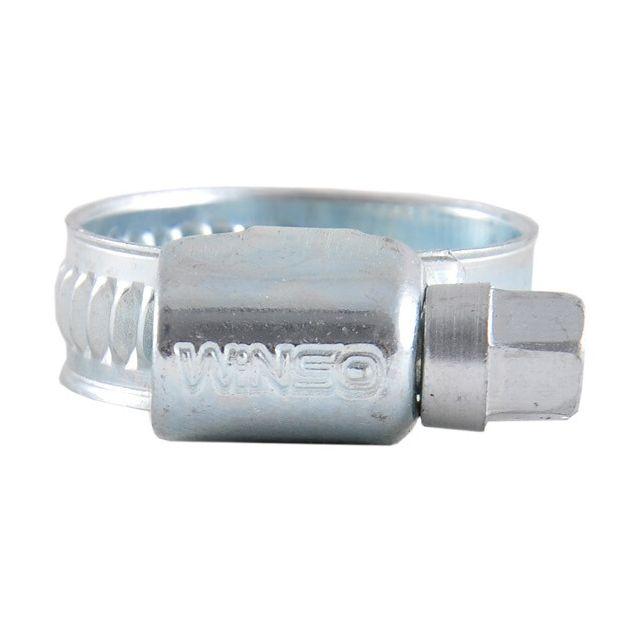 Хомут оцинкованный WINSO 12-22 мм (160220) - 1