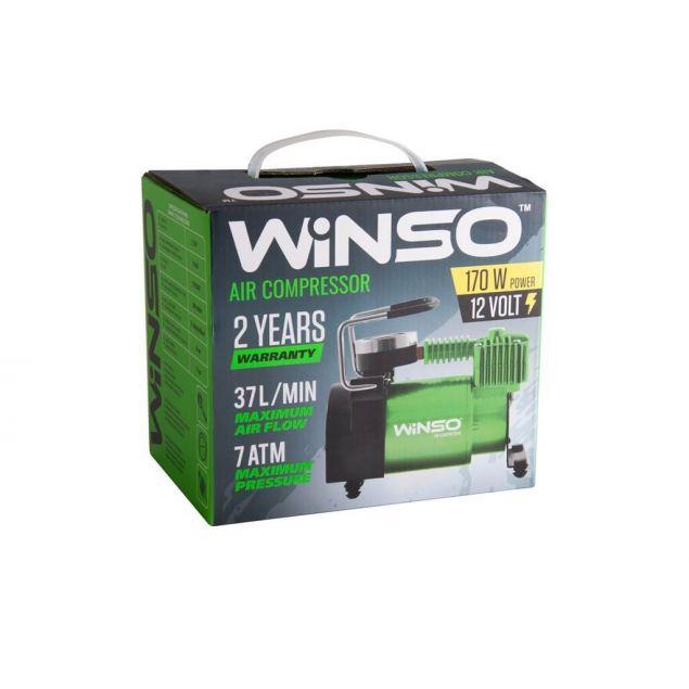 Автокомпрессор Winso 123000 170 Вт - 3