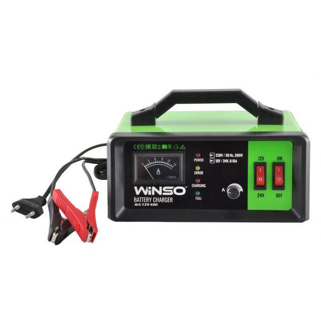 Зарядное устройство для АКБ WINSO 139400 - 4