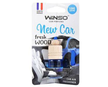 - Ароматизатор Winso Fresh WOOD New Car 530400 -