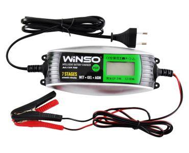 Пуско-зарядное устройство в Днепре - Зарядное устройство интелектуальное для АКБ WINSO 4A 139700
