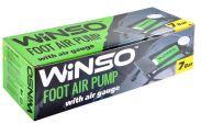 Насос автомобильный ножной WINSO с манометром (120200) - 2