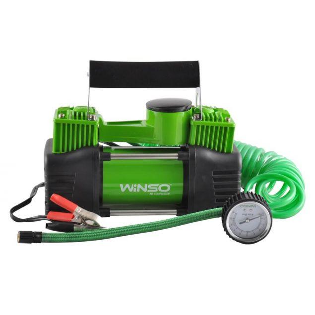 Автокомпрессор Winso двухпоршневой 125000 - 2