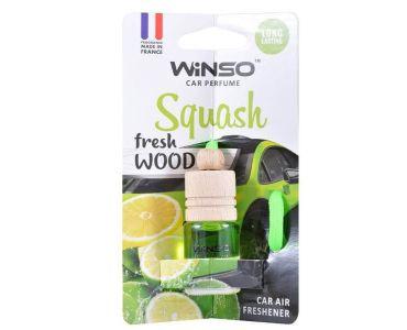 Ароматизатор в машину - Винсо Ароматизатор WINSO WOOD Squash 530370
