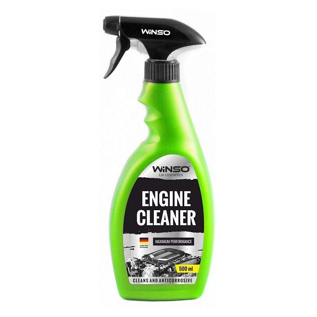 Очиститель поверхности двигателя WINSO Engine Cleaner 500 мл 810530 - 1
