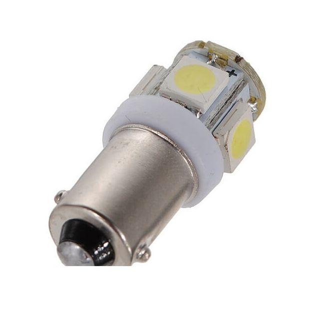 Zollex LED BA9S SMD5050x4 12V White (2шт) 9S1114 - 1