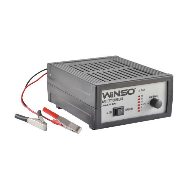 Зарядное устройство для АКБ WINSO 139200 - 4