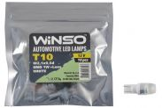 LED лампа Winso T10 12V SMD W2.1x9.5d Lens 127540 - 1