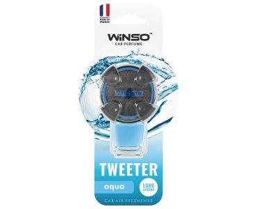- Ароматизатоор WINSO Tweeter Aqua -