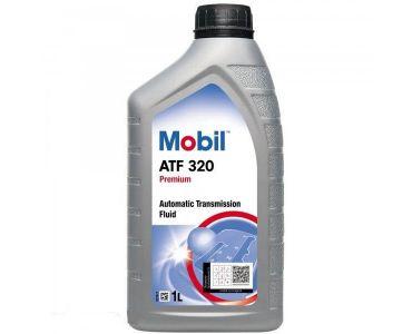 Трансмісійне масло - Масло трансмісійне MOBIL ATF 320 1л -