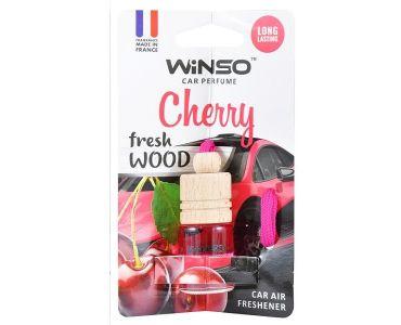 - Ароматизатор Winso Fresh Cherry WOOD 530340 -