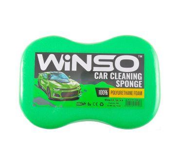 Автоаксессуары - Губка для мытья машины Winso 240x160x70мм 151200