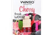 Ароматизатор Winso Fresh WOOD Cherry - 1