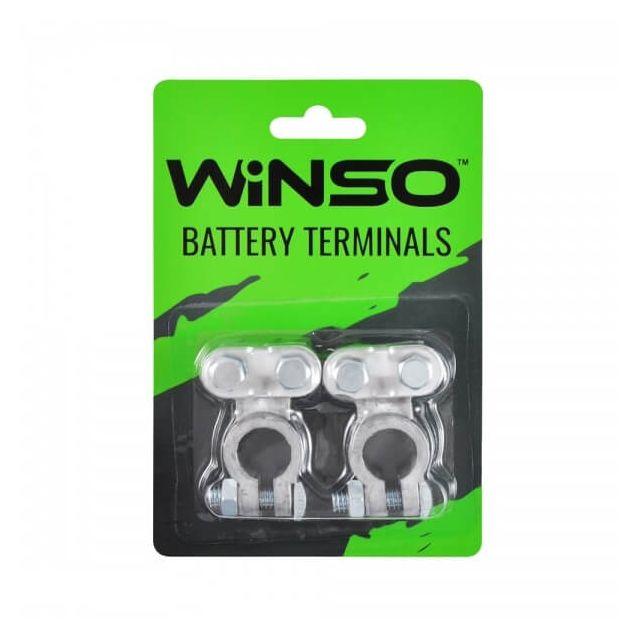 Клеммы аккумуляторные Winso 146500 - 1