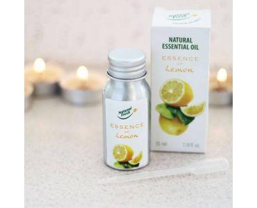 Ароматерапия в Днепре - Эфирное масло ESSENCE Natural Essential Oil Lemon