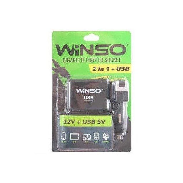 Розгалужувач прикурювача Winso 200120 - 1