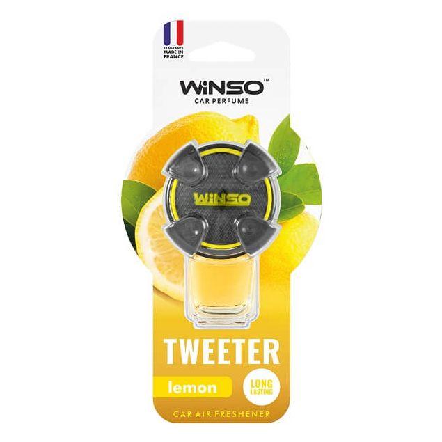 Ароматизатоор WINSO Tweeter Lemon - 1