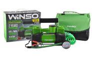 Автокомпрессор Winso двухпоршневой 125000 - 1