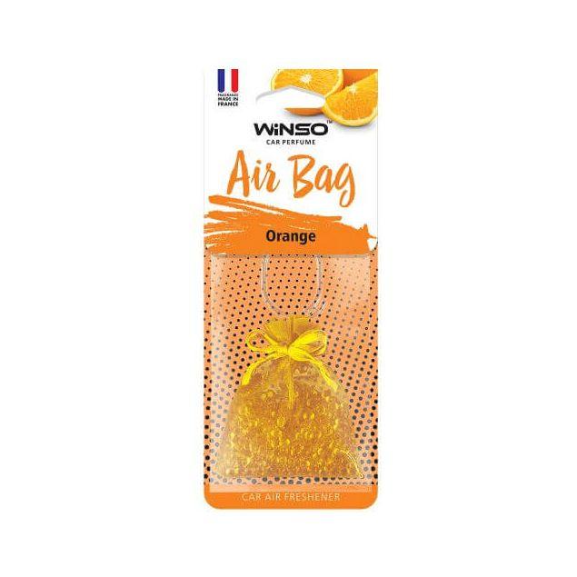 Ароматизатор WINSO AIR BAG Orange - 1