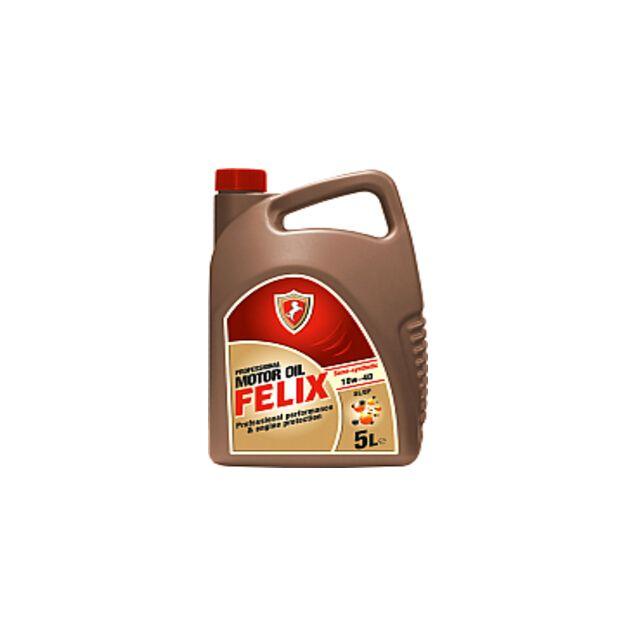 Масло моторное Felix SL/CF SAE 10W-40 5л - 1