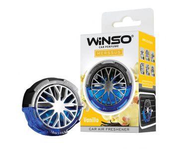 Ароматизатор в машину - Ароматизатор WINSO Merssus на дефлектор Vanilla 534570