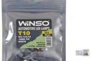 LED лампа Winso T10 24V SMD W2.1x9.5d 127800 - 1