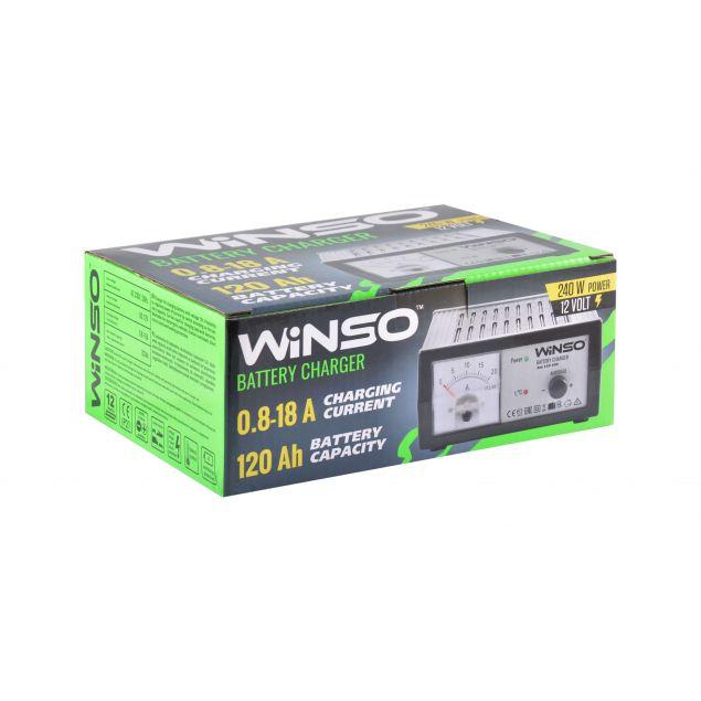 Зарядний пристрій для АКБ WINSO 139100 - 5
