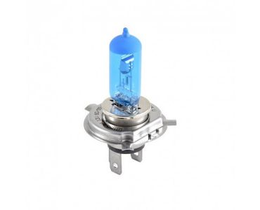 Ксенон лампы в Днепре - Галогенная лампа Winso HYPER BLUE H4 12V 4200K 60/55W P43t-38 (712440)