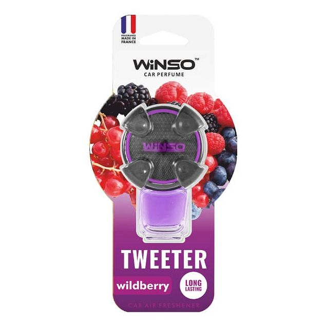 Ароматизатоор WINSO Tweeter Wildberry - 1
