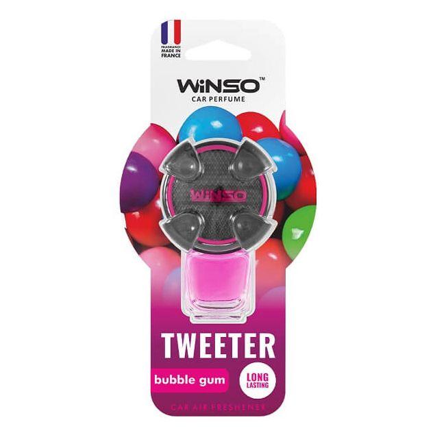 Ароматизатоор WINSO Tweeter Bubble Gum - 1