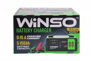 Зарядное устройство для АКБ WINSO 139400 - 2