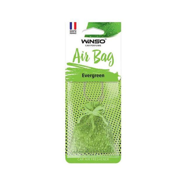 Ароматизатор WINSO AIR BAG Evergreen - 1