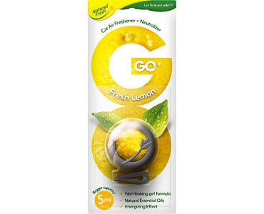 - Ароматизатор Elix GO GEL Fresh Lemon -
