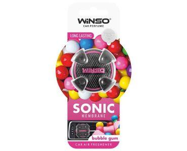 Ароматизатор в машину - Ароматизатор Winso Sonic на дефлектор Bubble Gum 531080