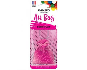 - Ароматизатор WINSO AIR BAG Bubble Gum -