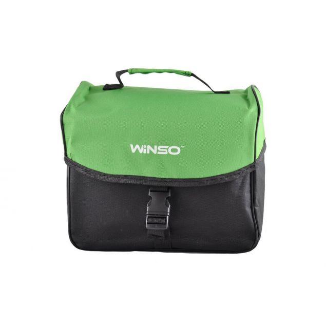 Автокомпрессор Winso двухпоршневой 125000 - 3