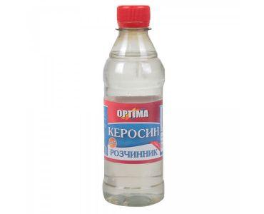 Растворитель для краски - Органический растворитель Керосин ОPТІМА 0,4л